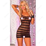 Сексуальное сетчатое платье для Вашей фигурки, фото 2
