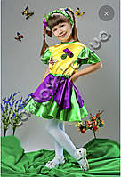"""Карнавальний костюм """"Фіалка"""" 128 см"""