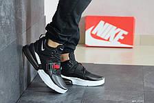 Кроссовки мужские Nike Air Force 270, черно-белые, фото 2