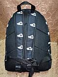 Принт рюкзак качество спортивный спорт городской стильный ОПТ Школьный рюкзак, фото 6