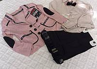 Детский мальчуковый костюм, лен и коттон, 1-4 лет, 550/530 (цена за 1 шт. + 20 гр.)