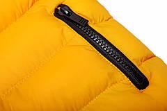 Куртка для мальчика  BMA-8463 жолтая, фото 3