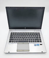 Б/У HP ELITEBOOK 8470p 14″ i5-3320M/8GB/SSD 120Gb/HD4000 /I7/I3 Метал