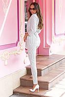 Женский костюм Полоска