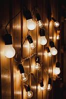 Ретро гирлянды из лампочек под заказ от 1 м.