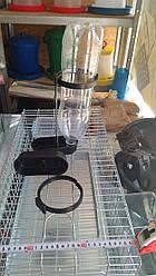 Поилка (для кролей) под бутылку пластик