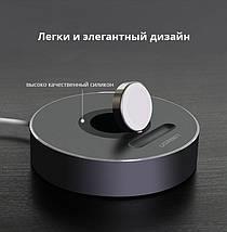 Док станция Ugreen LP119 подставка-держатель для зарядки Apple Watch (Черный), фото 2