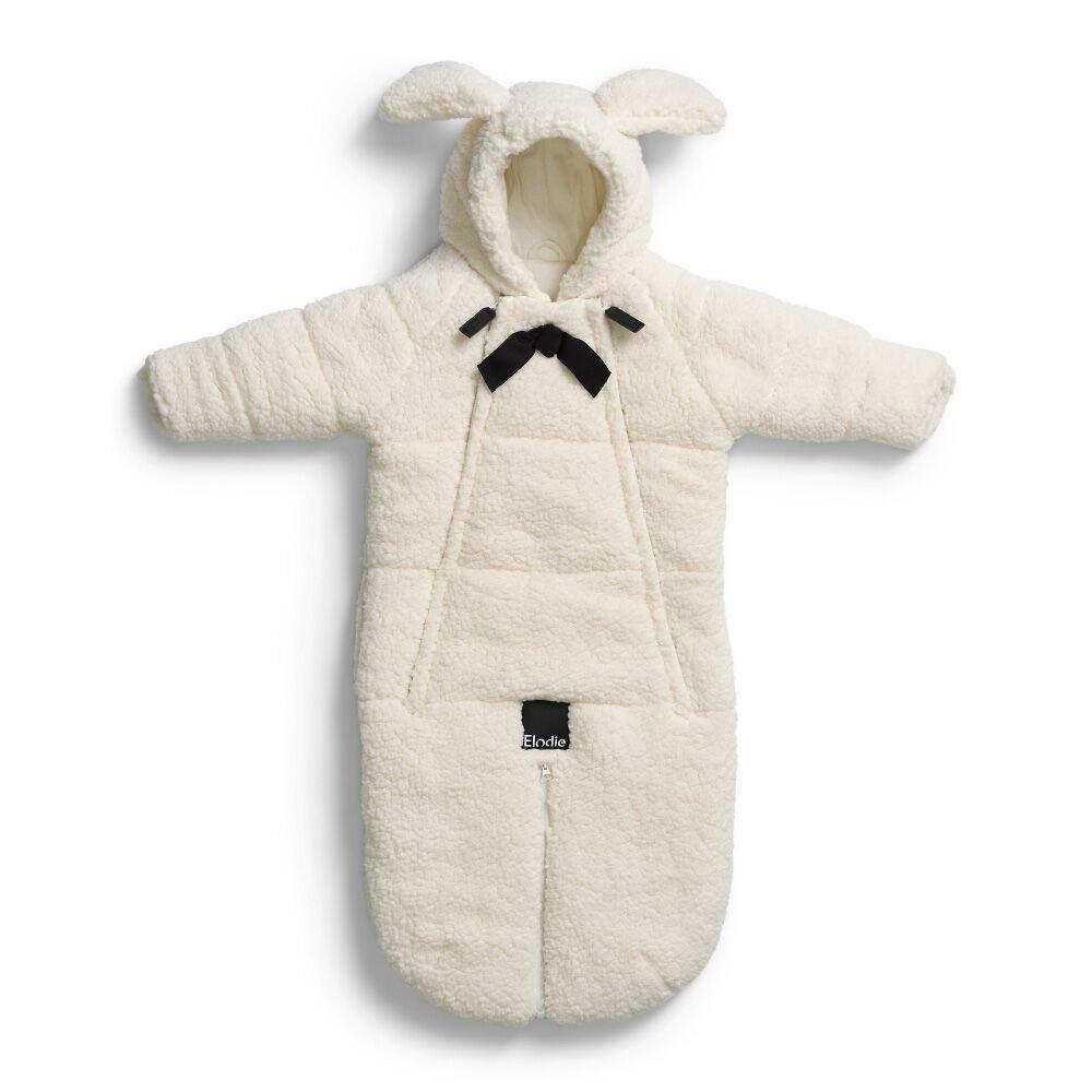 Elodie Details - Детский комбинезон Shearling, 0-6 месяцев