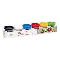"""Набір для дитячої творчості """"Тісто-пластилін 6 кольорів"""" 33*5,5*5,5см // (TA1009V)"""
