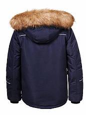 Куртка для мальчика  BMA-9421 красный-128, фото 2