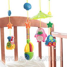 Детский музыкальный мобиль 8501 / музыкальная карусель в кроватку (манеж), фото 2