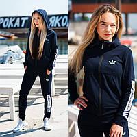 """Спортивный костюм женский ADYDAS размеры 42-48 (2цв) """"GABRIELA"""" купить недорого от прямого поставщика"""