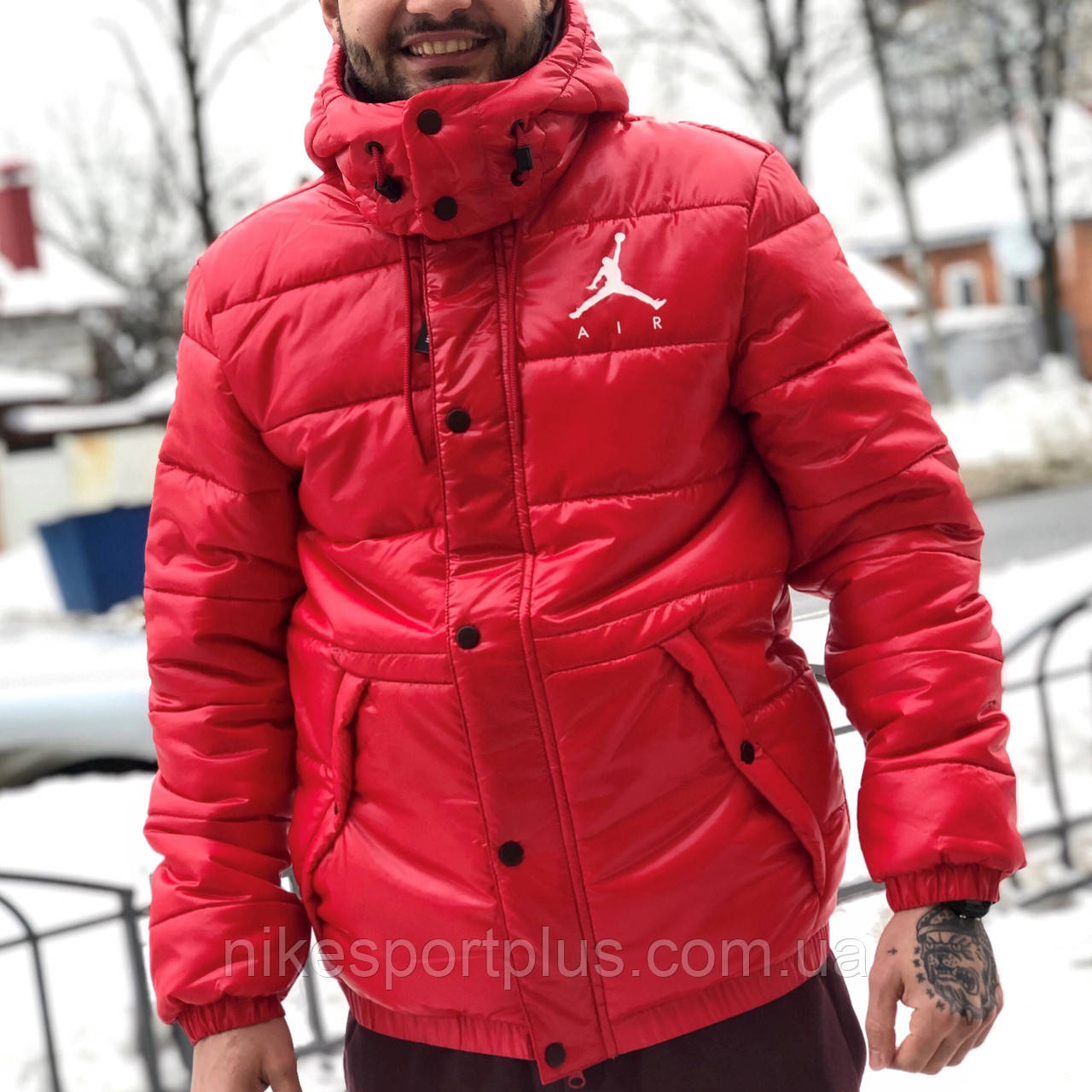 КУРТКА JUMPMAN PUFFER JACKET AA1957-687