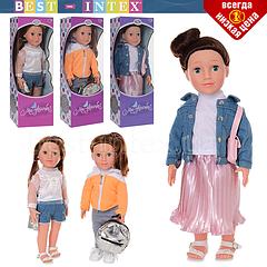 Інтерактивна лялька LIMO TOY M 3955-56-58