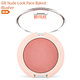 Румяна для лица Golden Rose Nude Look Face Baked Blusher, фото 4