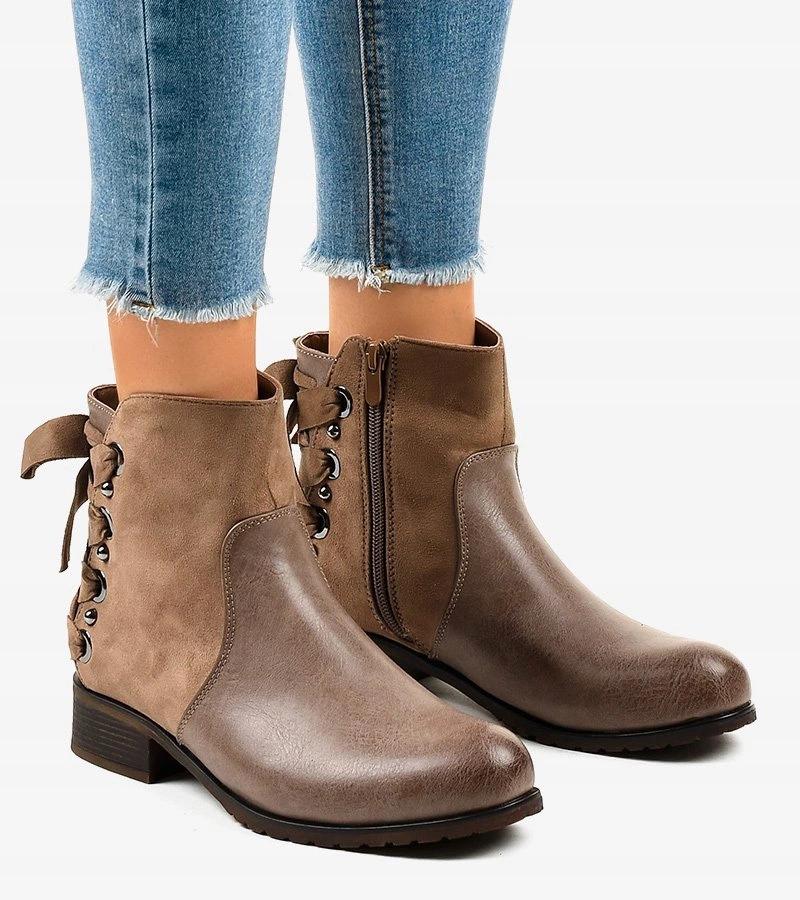 Женские ботинки Chachere