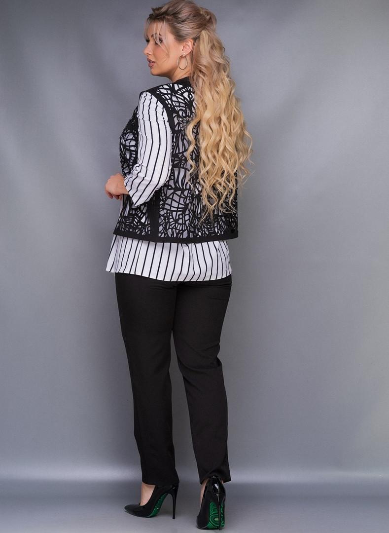 Красивый женский костюм Батал Сильва