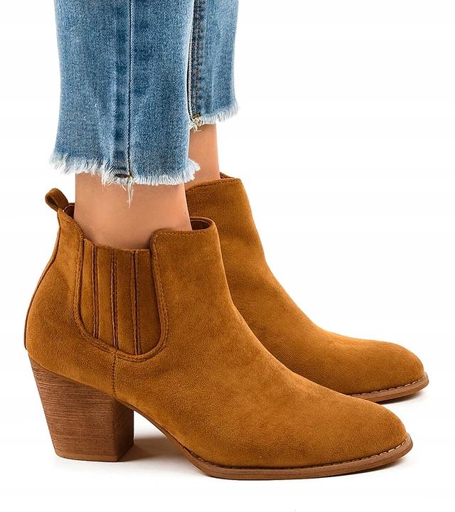 Женские ботинки Augustine