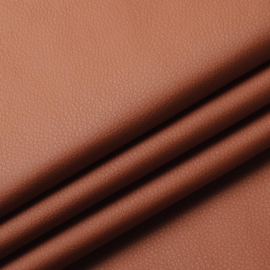Кожзаменитель для мебели Флай терракотового цвета
