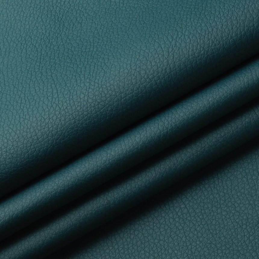 Шкірзамінник для меблів Флай темно-зеленого кольору