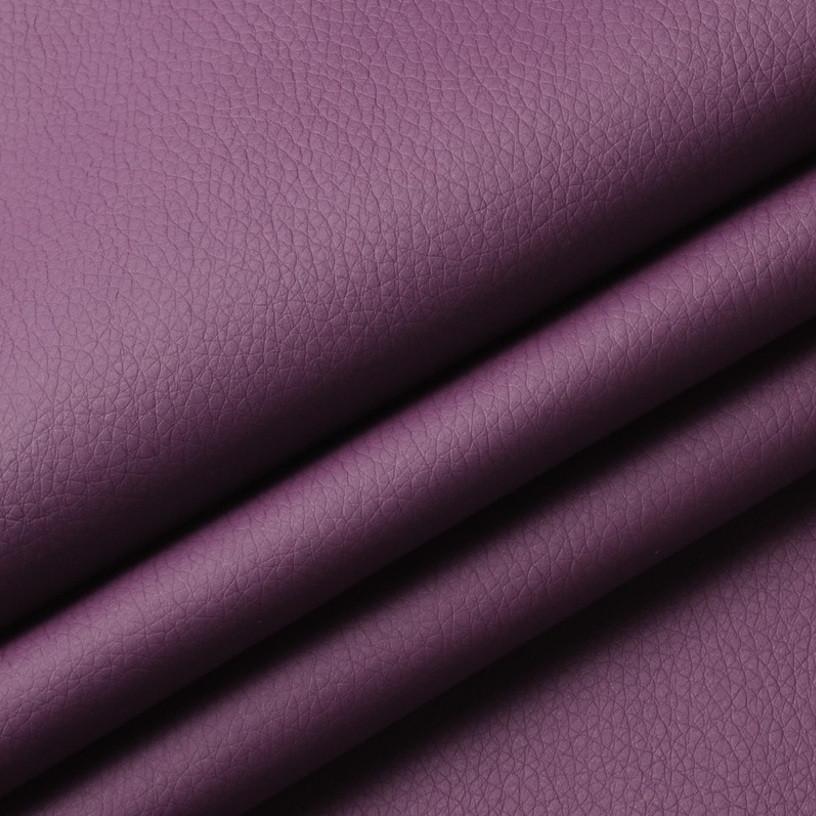 Кожзаменитель для мебели Флай лилового цвета