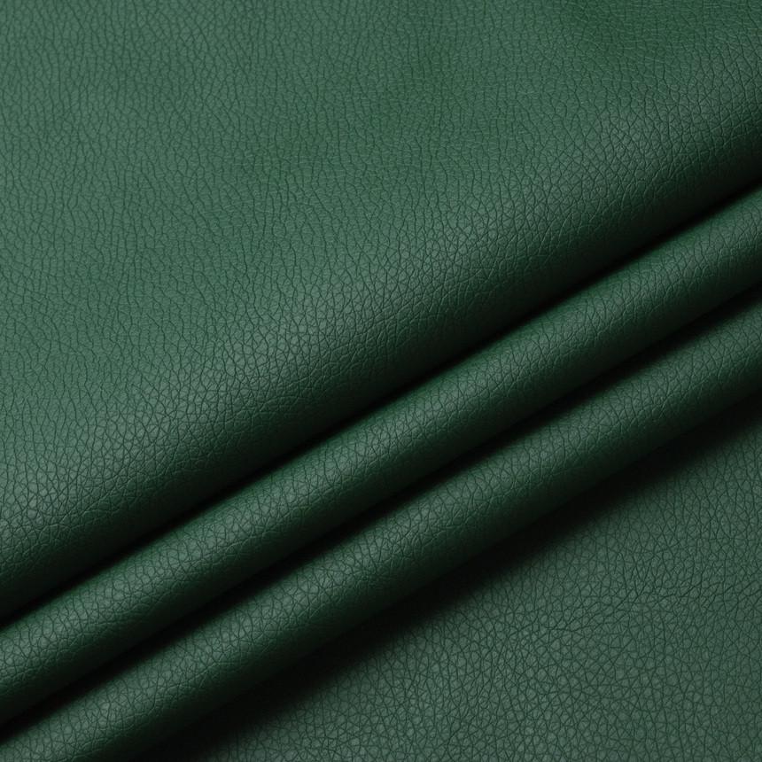 Кожзаменитель для мебели Флай изумрудного цвета