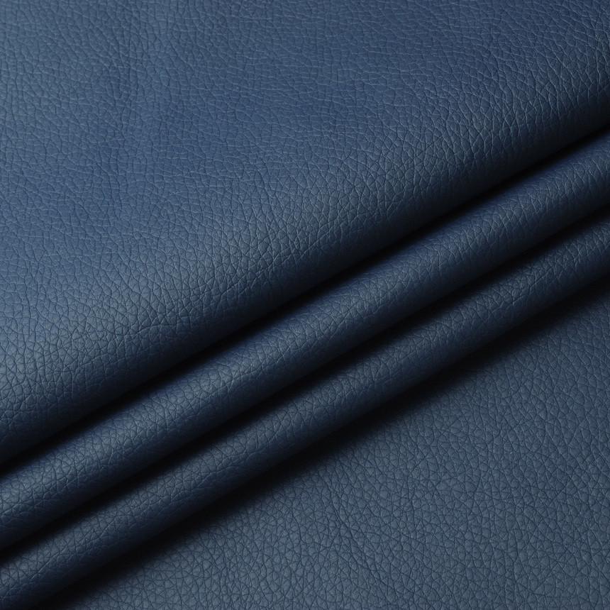Шкірзамінник для меблів Флай синього кольору