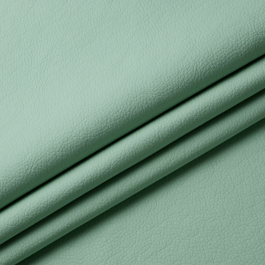 Шкірзамінник для меблів Флай м'ятного кольору