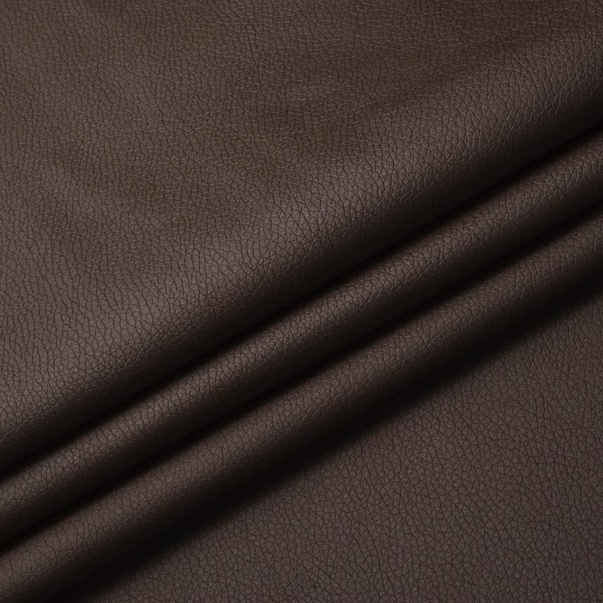 Кожзаменитель для мебели Флай шоколадного цвета