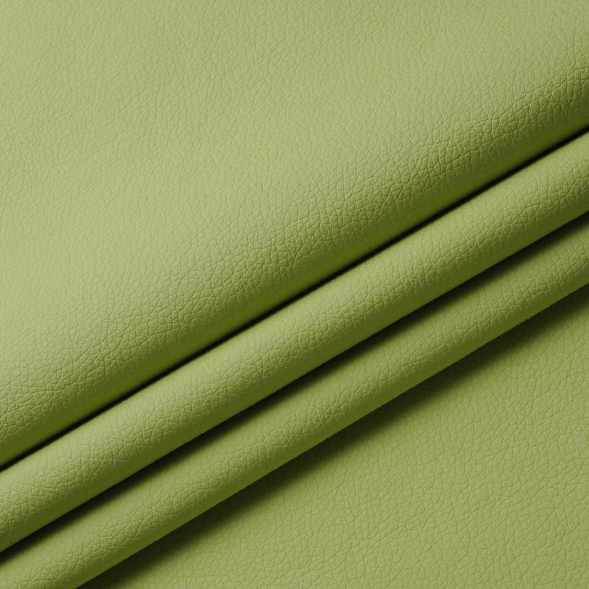 Кожзаменитель для мебели Флай салатового цвета