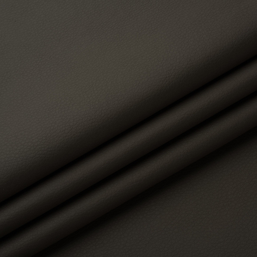 Шкірзамінник для меблів Флай чорного кольору