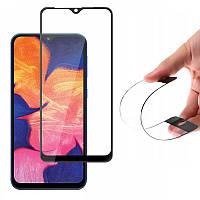 Гибкое защитное стекло Nano (full glue) (без упак.) для Samsung Galaxy A10 / A10s / M10