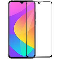 Защитное стекло 10D (full glue) (без упаковки) для Xiaomi Mi CC9 / Mi 9 Lite