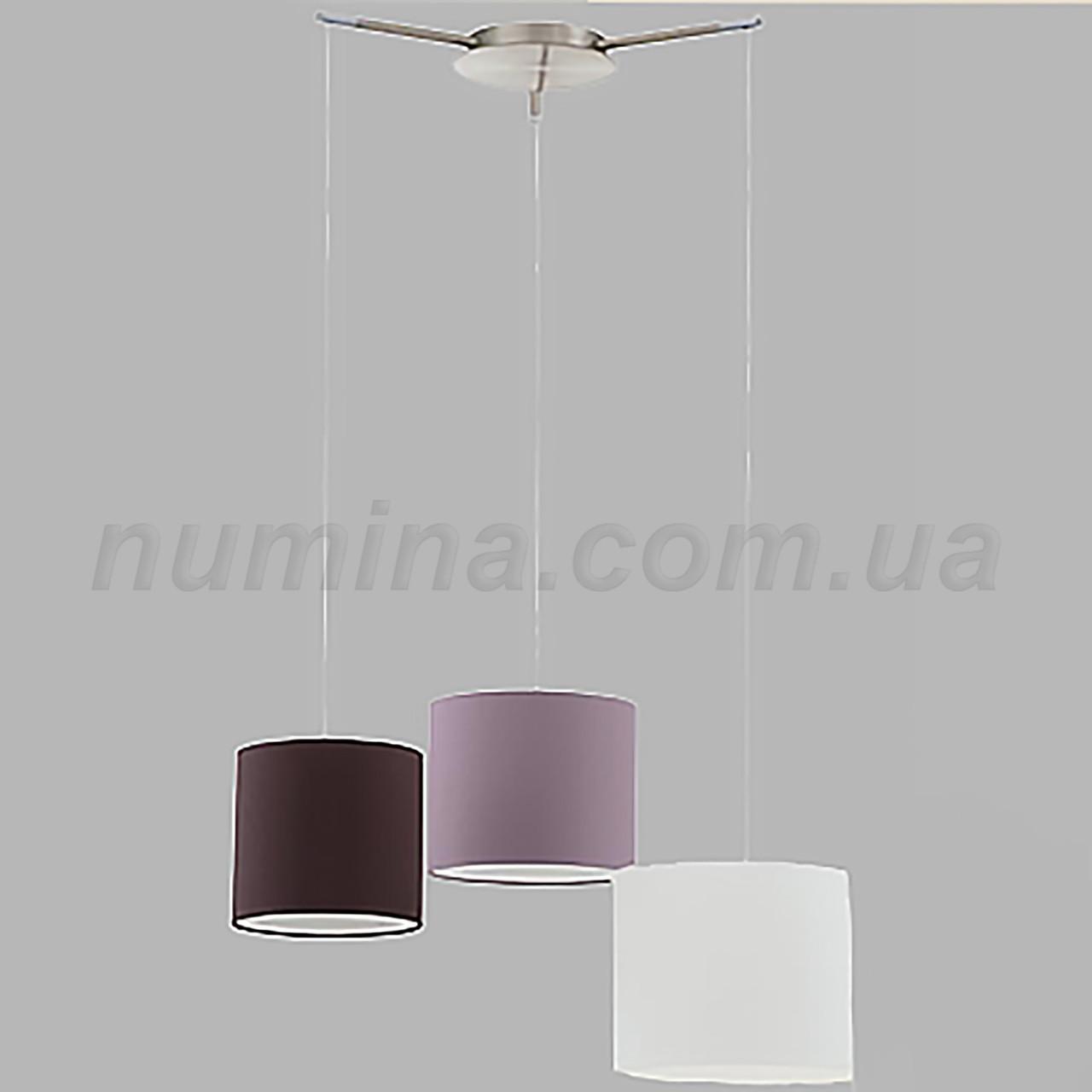 Люстра подвесная на 1 лампу 29-K169-3 SN+MIX
