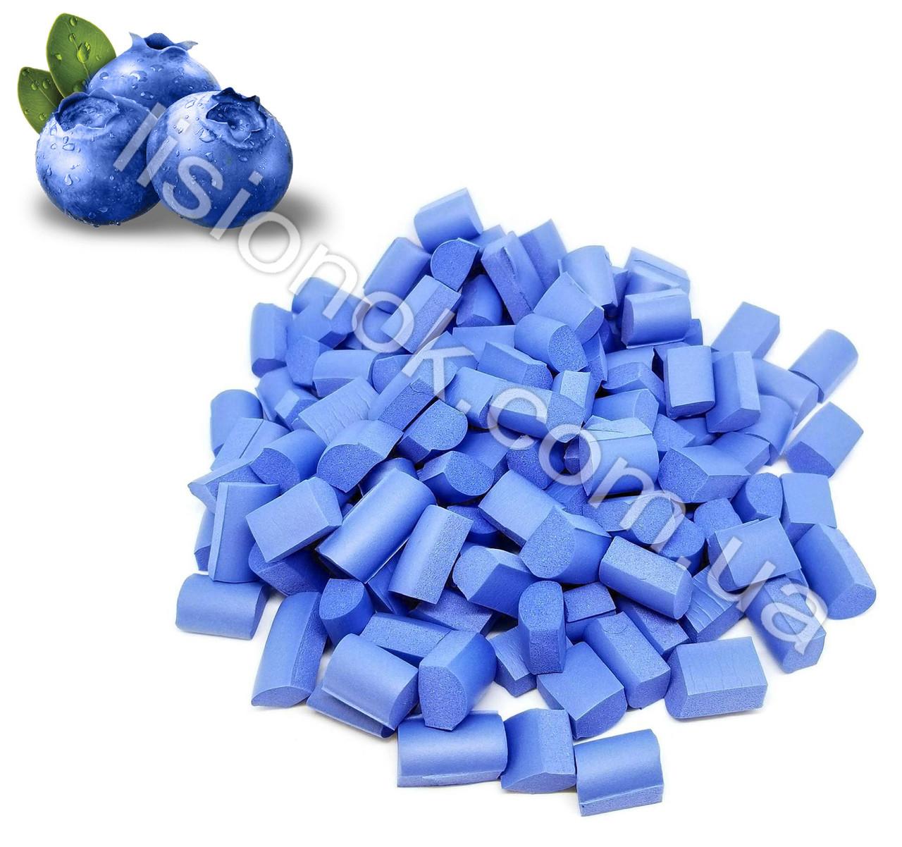 Черничные Foam Chunks (фоам чанкс), американские добавки для слаймов