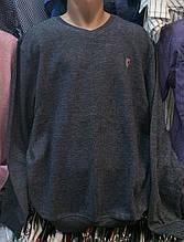 Мужские турецкие пуловеры свитера свитшоты больших размеров