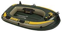 Надувная лодка Seahawk 1, Intex 68345, фото 1