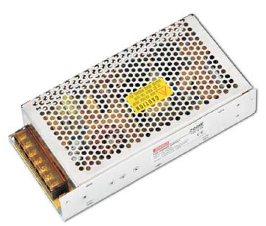 Блок живлення JLV-12200K 12вольт 200вт IP20 JINBO 12164