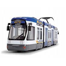 Трамвай городской синий Dickie 3749017_NIE