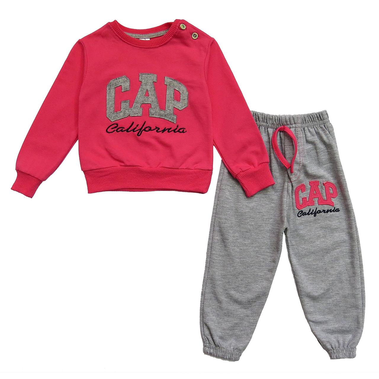 Спортивный костюм Gap для девочки. Маломерит. 1, 3, 4 года