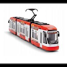 Трамвай городской красный Dickie 3749017