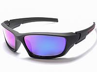 Сонцезахисні окуляри LongKeeper HD поляризовані  Синій