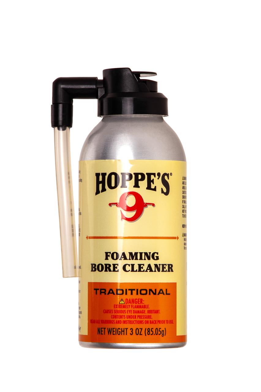 Пена для чистки оружия Hoppe's №9 «Gun Bore Cleaner» 85 мл (3 oz)