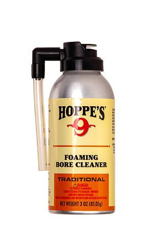 Пена для чистки оружия Hoppe's №9 «Gun Bore Cleaner» 85 мл (3 oz), фото 2