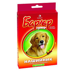 Ошейник «Барьер» для собак цветной