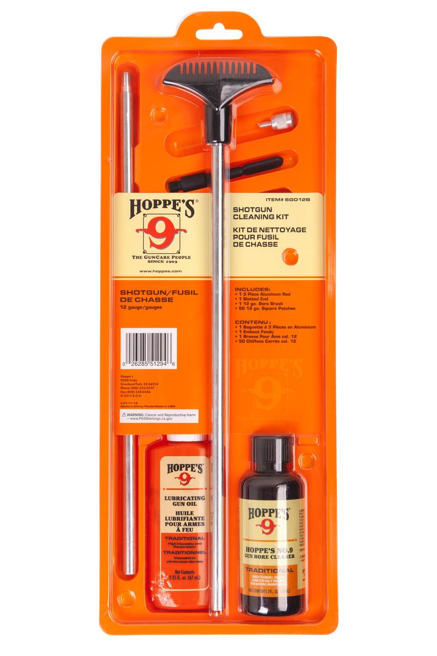 SGO12B Набор для чистки гладкоствольного оружия Hoppe's