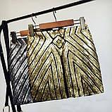 Юбка женская с поедками, фото 3