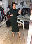 Платье женское длинное с разрезами, фото 3