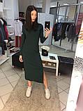 Платье женское длинное с разрезами, фото 5