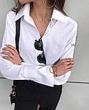 Рубашка женская классическая, фото 5